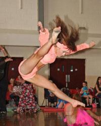 Freestyle Disco Gymnastic