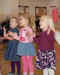 Junior Mini Mover Dance Lessons